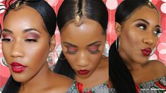 This is a quick and easy Sexy look that will spice up your regular everyday ponytail. I used 18 inch Kinky Perm Synthetic Hair by BOBBi BOSS {. Middle Part Hairstyles, Braided Ponytail Hairstyles, Long Ponytails, Long Braids, Black Women Hairstyles, Hairstyles With Bangs, Hair Videos, Hairstyles Videos, Slick Ponytail
