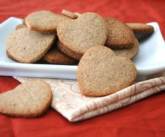 Homemade Biscoff Cookies - Low Carb/Gluten-Free @Carolyn Ketchum