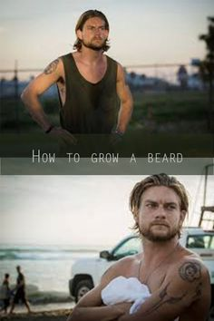 Grow a beard fast and easy and celebrate movember