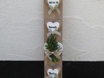 ♥♥ XL Hochzeit Dekoboard, Geldgeschenkidee ♥♥