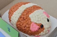 One Of The Cavy Themed Cakes Auctioned At PigStock 2013 To
