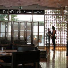 Intersect by Lexus Dubai Shop Front