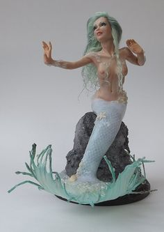 Sparkling Fairies - OOAK - Dolls in Polymer Clay by Fabrizio Corbo: marzo 2012