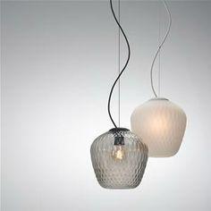 Great Dane Furniture- Blown pendant lights