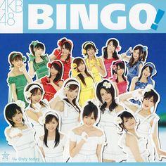 AKB48 4th Single - BINGO! (2007.7.18) 通常盤