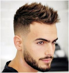 Men's Hairstyles With Bangs