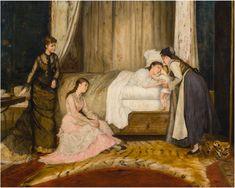 Gustave Léonard de Jonghe - The Young Mother.jpg