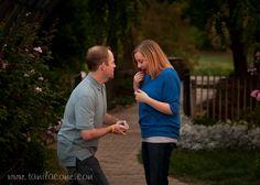 Surprise engagement!