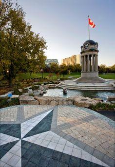 Unilock - Series 3000 Park & Monument