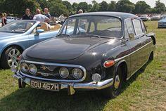 Tatra 603.