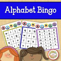 Alphabet Bingo Lowercase Letters by Sweetie's | Teachers Pay Teachers Sight Word Activities, Learning Activities, Bingo Cards, Task Cards, Alphabet Bingo, Kindergarten Blogs, Learn To Spell, Teacher Organization, Learning Letters