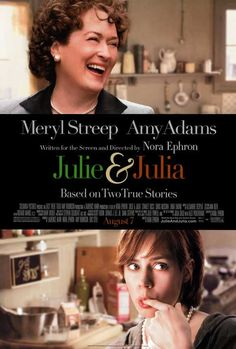 Julie and Julia 11x17 Movie Poster (2009)