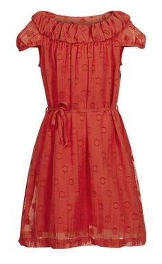 Frida Dress. By One Sunday - a cute shop with clothes for Tween Girls. Ethically sourced too!