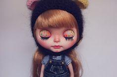 Sybbie - Penguinbabydoll's OOAK Custom Blythe Doll
