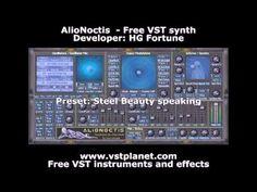 AlioNoctis - Free VST synth - vstplanet.com