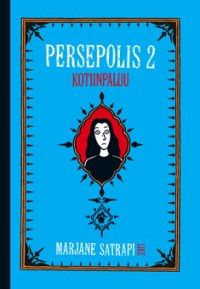 Persepolis 2 – kotiinpaluu   Kirjat   Like Kustannus Ferrari Logo, Pdf, Logos, Ferrari Sign, Logo