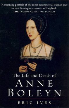 """""""The Most Happy"""". Also the most notorious and controversial wife of Henry VIII. This book paints a portrait of Anne Boleyn as an intellectual and a religious reformer, who helped shape the future of England."""
