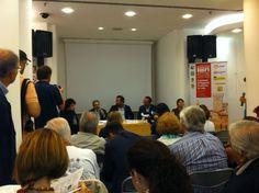 conferenza stampa di Capalbio Libri, 29 luglio 2013, Feltrinelli (Piazza Colonna), Roma