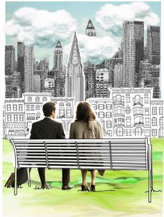 """""""I woke up one morning and I just knew. - Knew what? - What I was never sure of with you."""" - Summer (500 Days of Summer)"""
