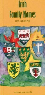 Pocket Guide to Irish Family Names #history #genealogy