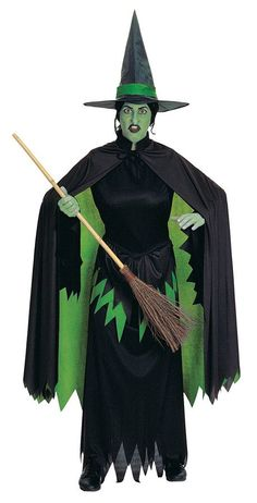 WICKED WITCH ADULT