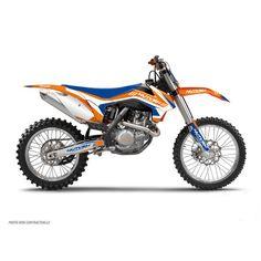 Kit Déco Kutvek Chrono SX250 11-12 KUTVEK 78102027 : Anais Discount : Tout l'équipement et l'accessoire motocross, enduro et quad en ligne