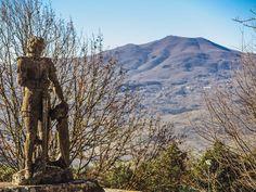 Radicofani: discover the legend of Ghino di Tacco #radicofani #valdorcia #tuscany