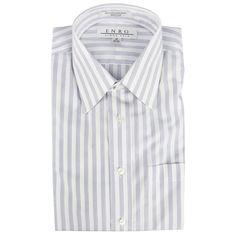 Enro Non-Iron Stripe Shirt #VonMaur