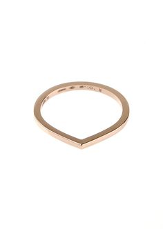 Repossi Rings :: Repossi pink gold Antifer ring | Montaigne Market