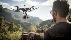 Ever wonder how the got those AMAZING shots in today's movies?   Quadcopters and Highly Skilled Pilots... Mostly its the piloting.