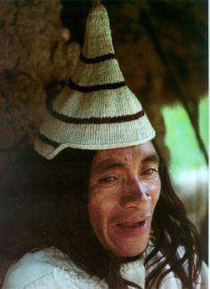 kogy man by HIDDEN KNOWLEDGE, Sierra Nevada, Indigenous Tribes, Santa Marta, Peru, Beautiful People, Celebration, Earth, Costume, Birthday
