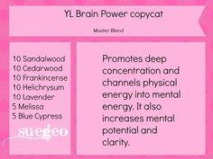 Brain Power copycat recipe