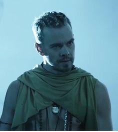 The monk Alvis Akara (played by Morgan Kelly), Killjoys, tv series, 2015, season 1. killjoys monk image - Google Search