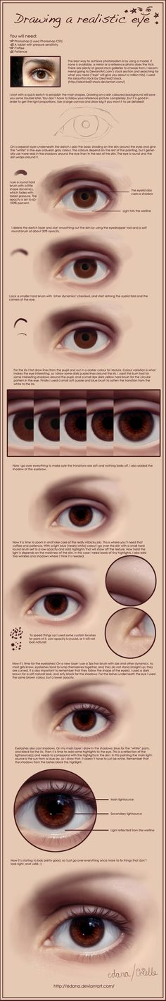 Supplement for Section II of the Skin tutorial. It's much easier to see the compare the colors for the different skin tones in this format. This is not the tutorial itself! Please read the tut...