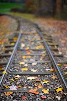 Railway in November