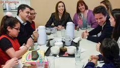 Provincia: lanzan un programa para apoyar centros comunitarios