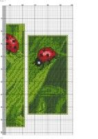 "Gallery.ru / celita - Альбом ""*****"" Cross Stitch, Embroidery, Dashboards, Ladybugs, Punto De Cruz, Dots, Animales, Needlepoint, Seed Stitch"