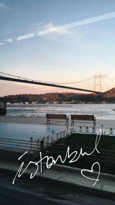 Istanbul City, Istanbul Travel, Adventure Aesthetic, Travel Aesthetic, Photo Background Images, Photo Backgrounds, Beautiful Places To Travel, Wonderful Places, Aesthetic Photography Nature
