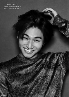 DAESUNG //  BIGBANG'S 2016 WELCOMING POSTER