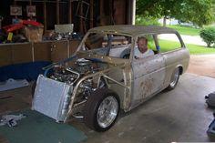 Ford Anglia, Car, Vehicles, Automobile, Autos, Cars, Vehicle, Tools