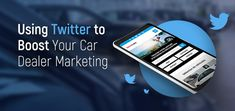 The main goal of all car dealer Twitter profiles is to interact with viewers and try to generate an interest in them. This is done so that they may enter the purchasing cycle with your dealership. Here are 4 tips that really work with Twitter marketing.  #Twitter #SocialMedia #Marketing #Tips #CarDealership