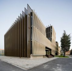 Biomedical Research Center_Vaillo + Irigaray Architects