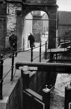 Henri Cartier-Bresson View profile NETHERLANDS. Rotterdam. 1956.