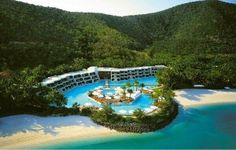 Apparently the most luxurious resort in Australia ….i love this place