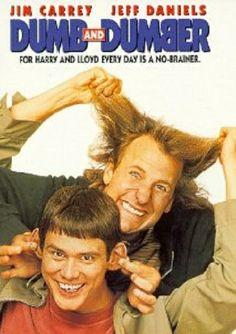 ジム・キャリーはMr.ダマー Dumb and Dumber (1994)