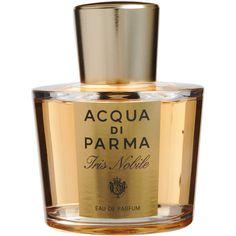 Acqua di Parma Iris Nobile Eau de Parfum ($183) ❤ liked on Polyvore featuring beauty products, fragrance, perfume, beauty, makeup, parfum, profumi, colorless, eau de parfum perfume and eau de perfume