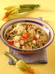 Insalate di riso fantasia - Ricette - Donna Moderna