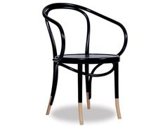 Le Corbusier B9 Bentwood Chair Black w Natural Socks Wood Furniture, Modern Furniture, Furniture Design, Classic Furniture, Cafe Chairs, Dining Chairs, Dining Area, Dining Rooms, Bentwood Chairs