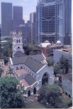 St. John's Cathedral, Central   Hong Kong