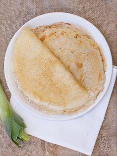 Creps sin huevo: 50 gr harina aprotéica, 100 ml leche prozero, pizca de canela y unas gotitas de vainilla líquida. Se bate y ...a prepararlo.